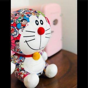 Takashi Murakami Doraemon Plush